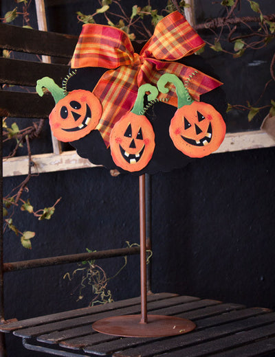 F8031, Jack O Lantern Magnets - FancySchmancyDecor