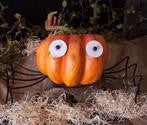 F8082, Spider Pumpkin Parts Sm - FancySchmancyDecor