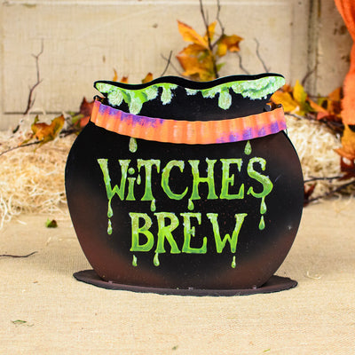 F9043, Witchy Cauldron - FancySchmancyDecor - 1