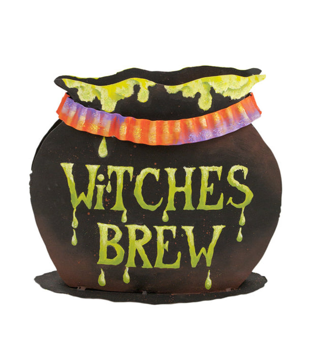 F9043, Witchy Cauldron - FancySchmancyDecor - 2