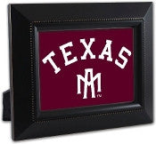 Texas A&M University -  Aggie Musical Frame - FancySchmancyDecor
