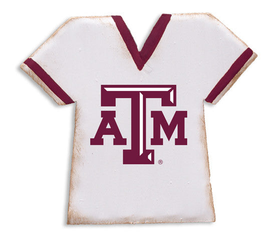 G012-TAM Texas A&M Jersey Magnet by The Round Top Collection - FancySchmancyDecor