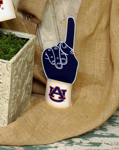 G304-AUU Collegiate - Auburn University #1 Fan - The Round Top Collection - FancySchmancyDecor