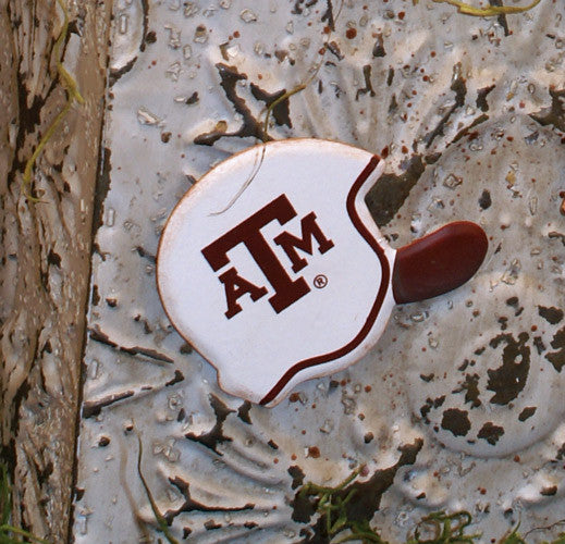 GTAM005 Texas A&M Helmet Magnet by The Round Top Collection - FancySchmancyDecor