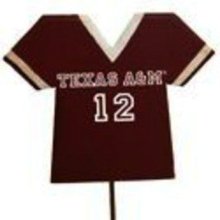 GTAM-011 Texas A&M University Jersey Stake by The Round Top Collection - FancySchmancyDecor
