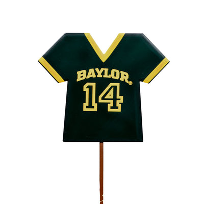 GY206-BU Baylor Jersey Stake by The Round Top Collection - FancySchmancyDecor