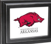 University of Arkansas - Razorbacks Musical Jewelry Valet Box by Cottage Garden - FancySchmancyDecor - 1