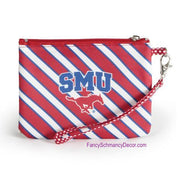 Wristlet Southern Methodist University