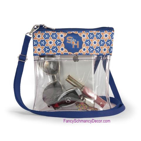 Clear Gameday Crossbody Purse Sam Houston State University