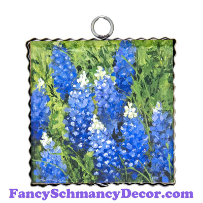 Gallery Bluebonnets by The Round Top Collection S19068