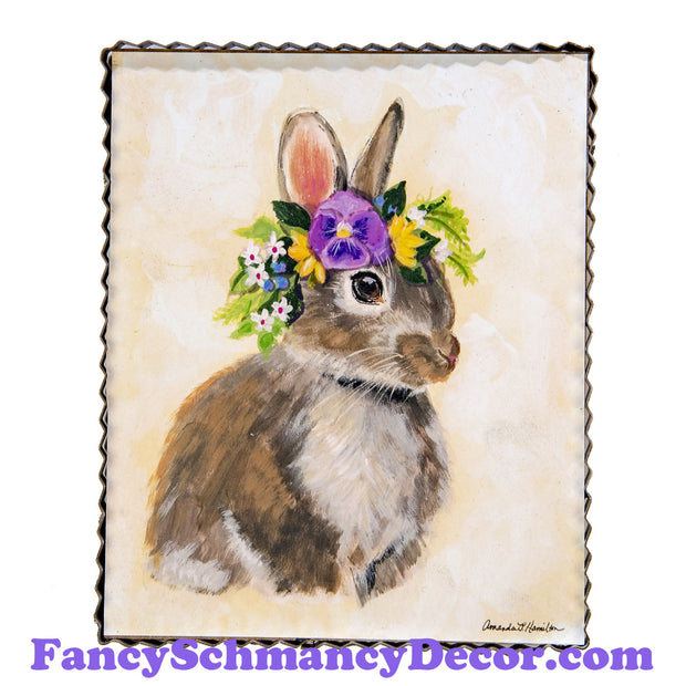 Hamilton Woodland Bunny by The Round Top Collection S19108
