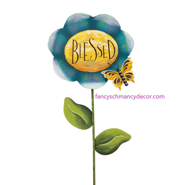 """Blessed"" Flower by The Round Top Collection"