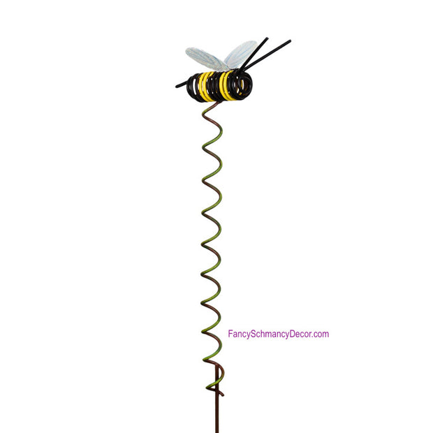 Bumble Bee Stake by The Round Top Collection S9041
