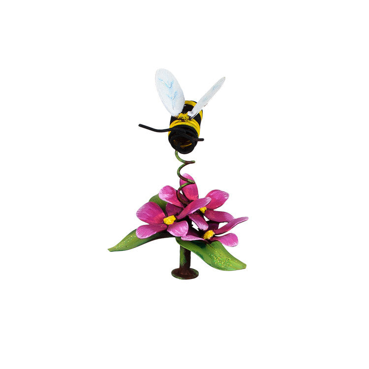 Bumble Bee Finial by The Round Top Collection Y9067 - FancySchmancyDecor
