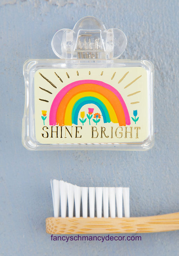 Toothbrush Cover Shine Bright by Natural Life