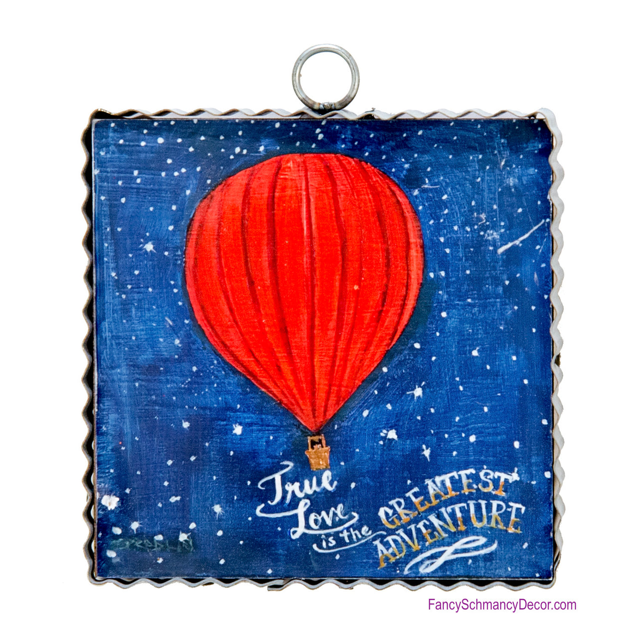 Gallery Hot Air Balloon Sign