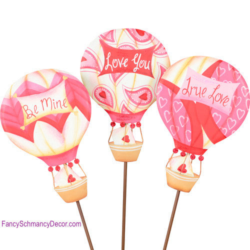 Love Balloon The Round Top Collection V8033