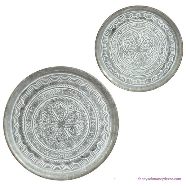 Wall Medallion Set by Raz Imports