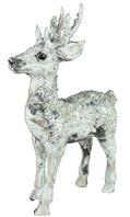 Holiday - Paper Birch Standing Reindeer - FancySchmancyDecor