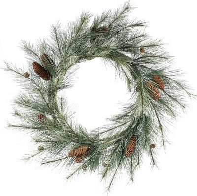 Holiday - Pine Wreath - FancySchmancyDecor