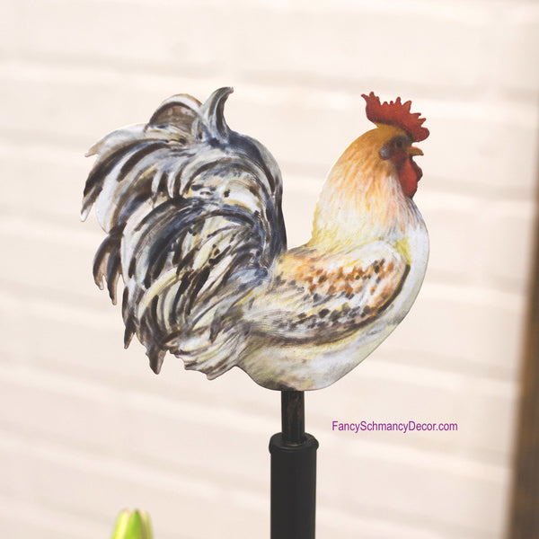 Rooster Finial by The Round Top Collection Y17052
