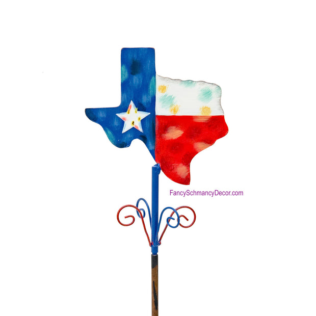 Vintage Texas Finial by The Round Top Collection Y18019