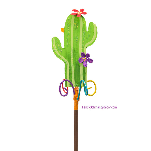 Cactus Finial by The Round Top Collection Y18036