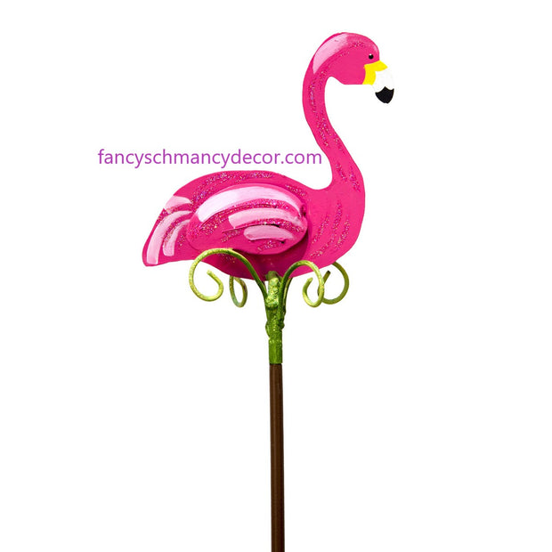Flamingo Finial by The Round Top Collection
