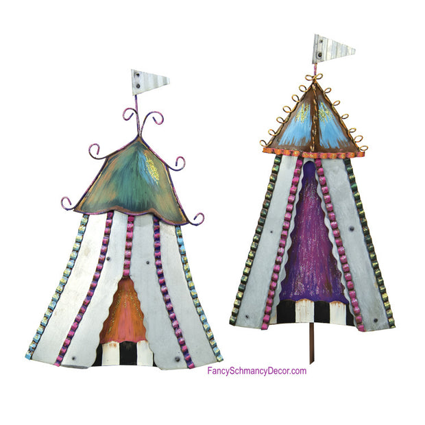 Fairytale Tent Medium Stake The Round Top Collection Y18128