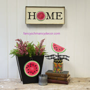 Watermelon Finial by The Round Top Collection