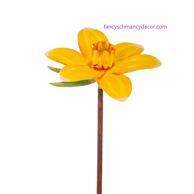 Daffodil Finial by The Round Top Collection