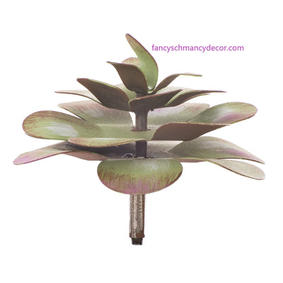 Succulent Finial by The Round Top Collection