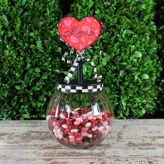 Bubble Jar by The Round Top Collection Y9013 - FancySchmancyDecor - 2