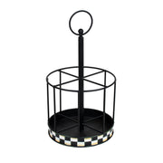 Utensil Caddy The Round Top Collection Y9021 - FancySchmancyDecor - 1