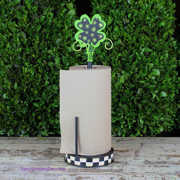 Paper Towel Holder by The Round Top Collection Y9031 - FancySchmancyDecor - 1