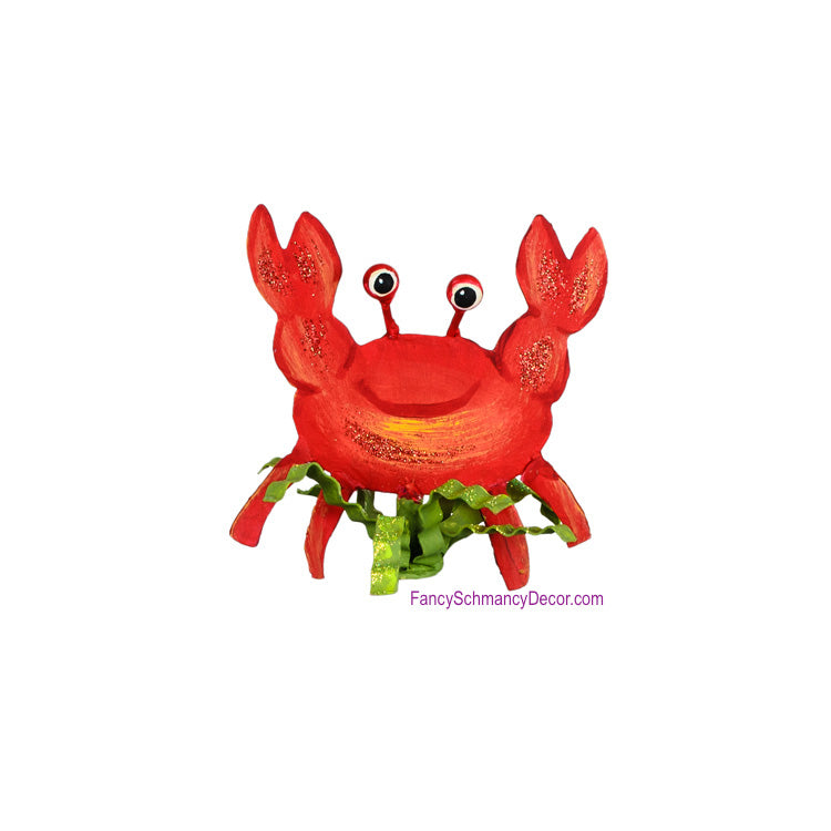 Crab Finial by The Round Top Collection Y9062