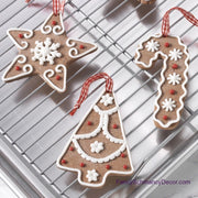 Gingerbread Ornament by Raz Imports