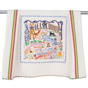 Hill Country Dish Towel by Cat Studio