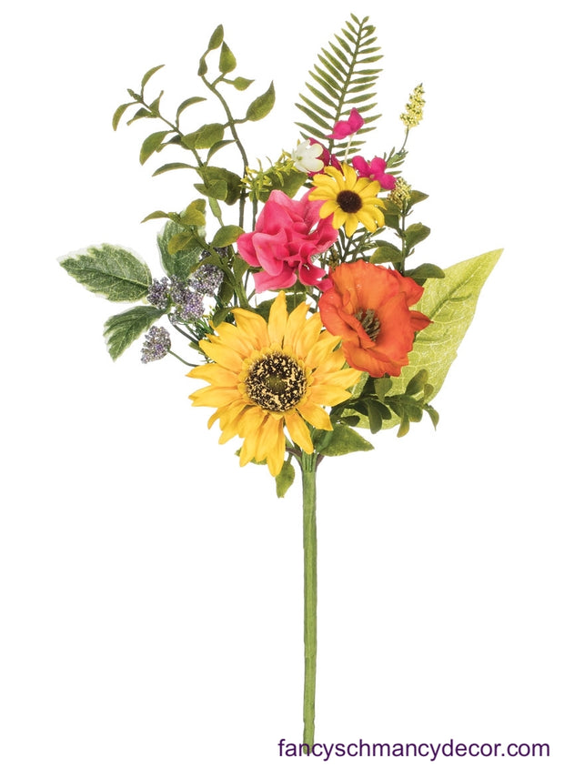 Sunflower Primrose Daisy Pick by Sullivans Gifts