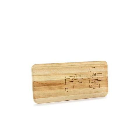 Heide II Wooden Platter <br> medium <br> $59.95