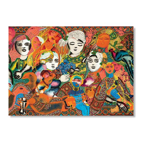 Mirka Mora <br> Tea Towel <br> $45.00