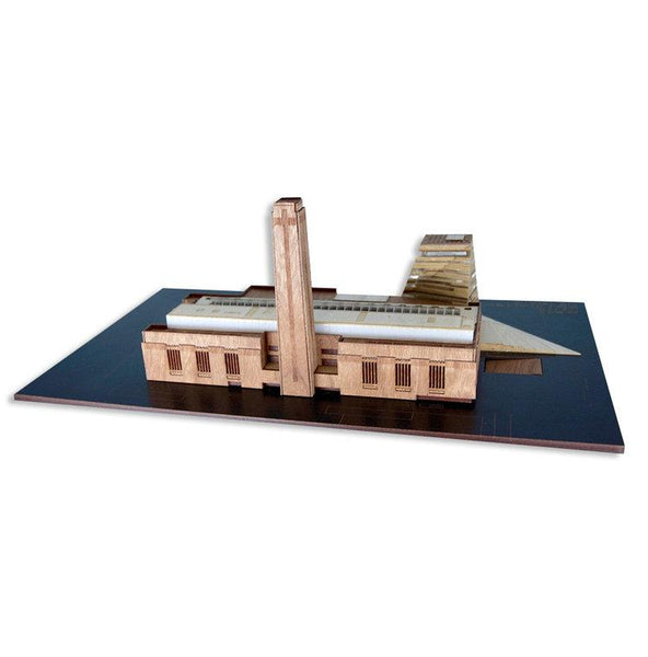 Tate Modern, London <br> Scale Model