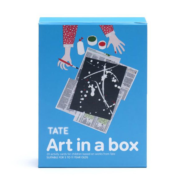 Art in a Box <br> TATE