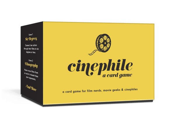 Cinephile <br> A Card Game