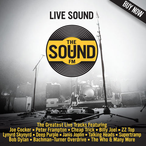 Live Sound, The Album - 2CD Set