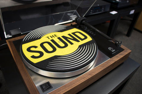 The Sound Turntable Mat