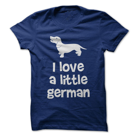 I Love a Little German