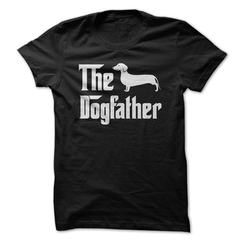 The Dog Father (Dachshund)