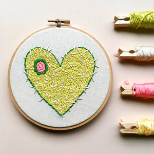 February Pattern of the Month: I Pricking Love You