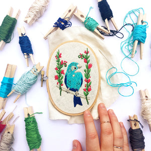 SEPTEMBER #STITCHVENTURE PATTERN OF THE MONTH // DEANNA MAREE CREATIVE STUDIO